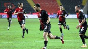 Süper Lig: Gaziantep FK: 1 - Hatayspor: 0