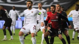 Süper Lig: Gaziantep FK: 1 - Hatayspor: 1