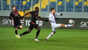 Süper Lig: Gençlerbirliği: 0 - Fatih Karagümrük: 2
