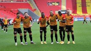 Süper Lig: Göztepe: 3 - Gençlerbirliği: 0