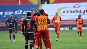 Süper Lig: Kayserispor: 1 - Medipol Başakşehir: 0