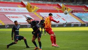 Süper Lig: Kayserispor: 2 - Medipol Başakşehir: 0