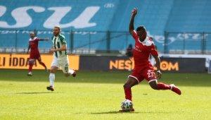 Süper Lig: Konyaspor: 0 - Antalyaspor: 0