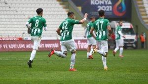 Süper Lig: Konyaspor: 2 - Göztepe: 3