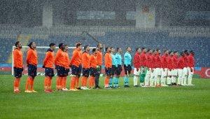Süper Lig: Medipol Başakşehir: 0 - DG Sivasspor: 0