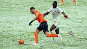 Süper Lig: Medipol Başakşehir: 1 - DG Sivasspor: 1