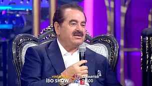 Tatlıses'in meşhur ettiği oryantal Didem, İbo Show'da boy gösterecek