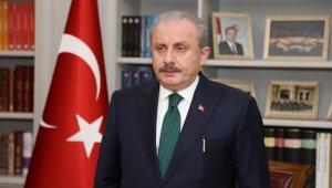 TBMM Başkanı Şentop, Ahmet Yesevi Üniversitesi ikinci dönem açılışına katıldı