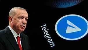"""Telegram dünyaya Cumhurbaşkanı Erdoğan'ı örnek verdi: """"Onur duyduk"""""""