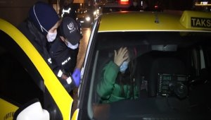 """Ticari takside alkol alırken yakalanan genç kadın, """"hastaneye gidiyordum"""" dedi"""