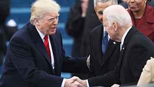 Trump veda konuşmasında Biden'a dua etti