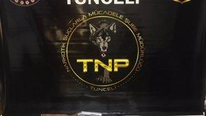 Tunceli'de torbacı operasyonu: 8 gözaltı