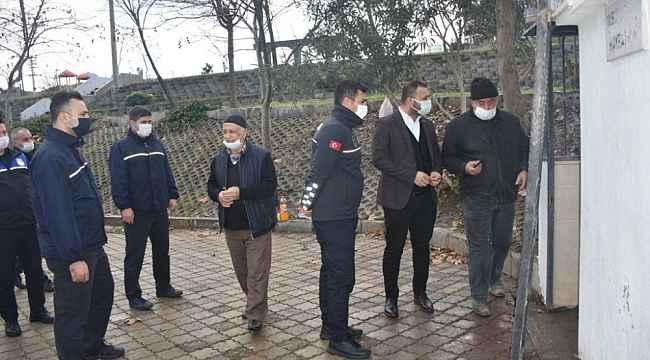 Turgutlu Belediyesi Yunus Emre Camisi için harekete geçti