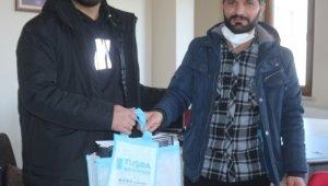 Tuşba Belediyesinden gazetecilere '10 Ocak' jesti