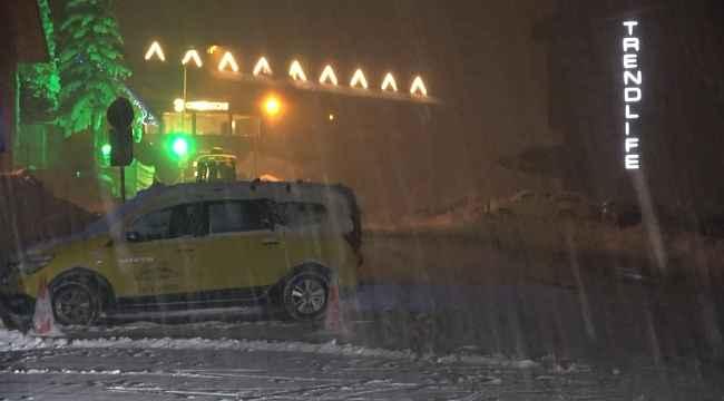 Uludağ'da kar yarım metreyi aştı - Bursa Haberleri