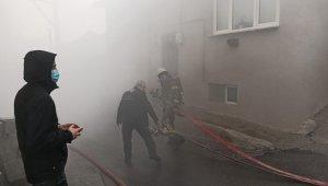 Uludağ'ın eteklerinde korkutan yangın - Bursa Haberleri