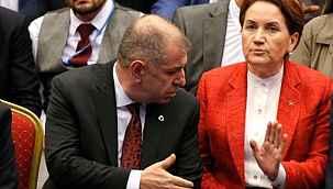 Ümit Özdağ'ın İYİ Parti'den ihracı yönündeki karar iptal edildi