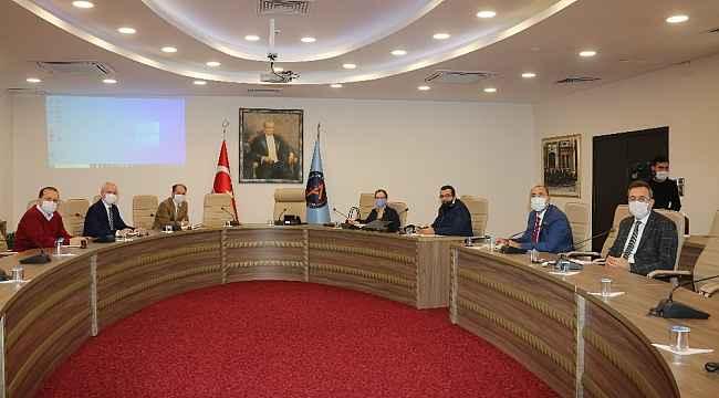 Üniversite - Sanayi İş Birliği Toplantıları başladı