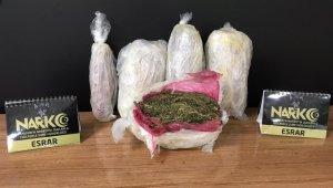 Uyuşturucu ticareti yapan 9 kişi tutuklandı