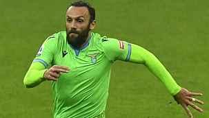 Vedat Muriç, Lazio formasıyla ilk golünü attı