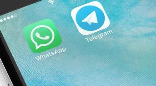 Whatsapp'ın sözleşme inadı Telegram'a yaradı