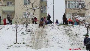 Yağan kar kısıtlamayı unutturdu - Bursa Haberleri