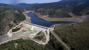 Yağmur etkisini gösterdi, Barajların doluluk oranı %25'i geçti