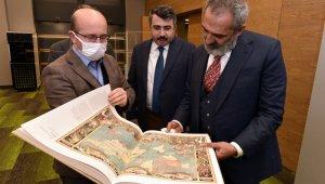 Yavuz Bingöl'den Başkan Yılmaz'a ziyaret