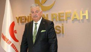 """Yeniden Refah Partisi Genel Başkan Yardımcısı Bekin: """"Danimarka'da camiye saldırı bir kez daha bu vahim gidişatı gözler önüne sermektedir''"""