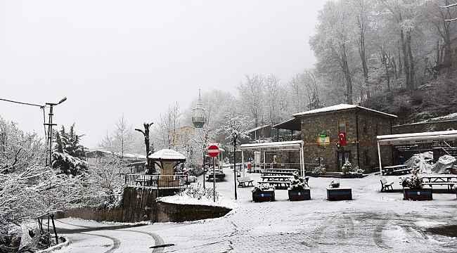 Yıldırım kışa hazır - Bursa Haberleri