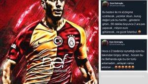 """Younes Belhanda: """"Kesinlikle bir bedeviyim ama Galatasaray'ı seven ve temsil eden bir bedeviyim!"""""""