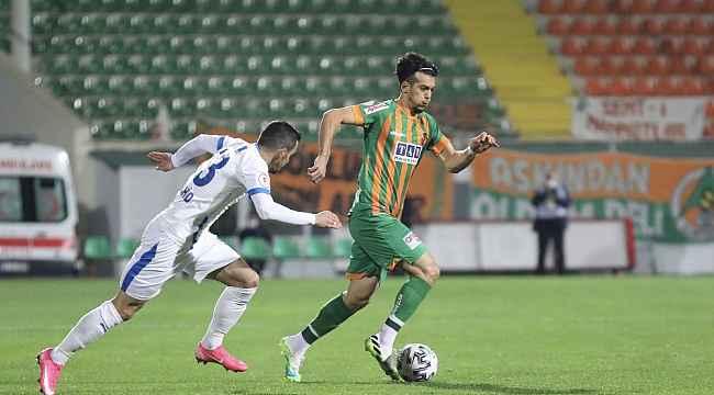 Ziraat Türkiye Kupası: Aytemiz Alanyaspor: 2 - BB Erzurumspor: 1