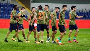 Ziraat Türkiye Kupası: Tuzlaspor: 1 - M.Başakşehir: 5