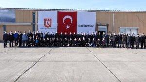 'Atmaca' Sinop'ta test edildi