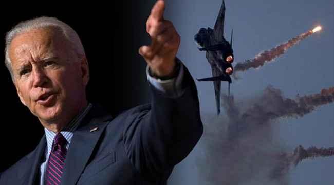 ABD, Suriye'deki İran destekli gruplara hava saldırısı düzenledi