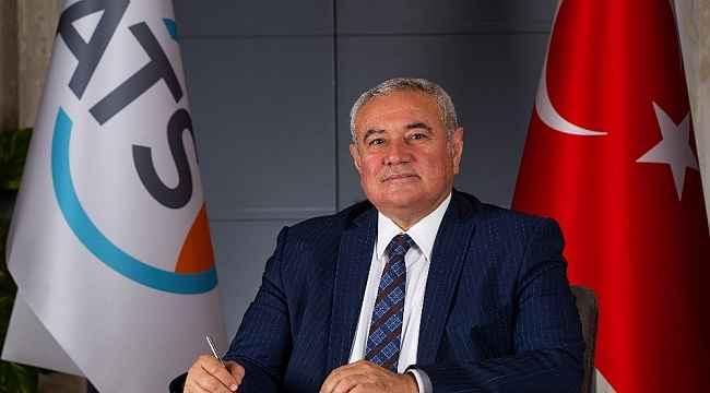 """ATSO Başkanı Çetin: """"Antalya sağlık turizmi pastasından daha fazla pay almalı"""""""