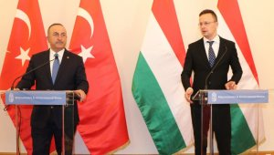 """Bakan Çavuşoğlu: """"Ermenistan'daki darbe girişimini şiddetle kınıyoruz"""""""