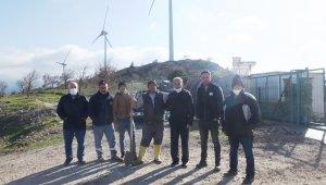 Balıkesir'in rüzgarı elektriğe dönüşüyor