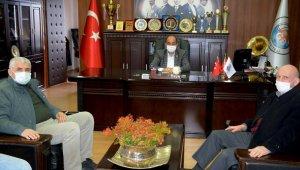 Başkan Demirtaş çalışmalar hakkında bilgi verdi