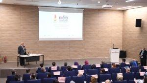 Başkan Mahçiçek, Expo 2023'ü tanıtıyor
