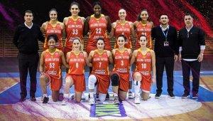 Bellona Kayseri Basketbol en fazla boyalı alanda sayı buldu