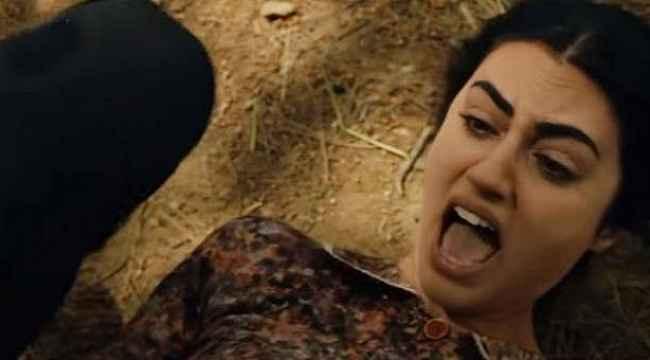 """""""Benim için acılıydı"""" diyen güzel oyuncu Selin Genç, tecavüz sahnesiyle ilgili ilk kez konuştu"""