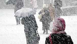 """""""Bugün cemre suya düştü"""" diyen Prof. Dr. Orhan Şen'den kar yağışı uyarısı"""