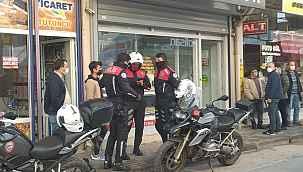 Bursa'da pompalı tüfekle kuyumcu soygunu - Bursa Haberleri
