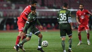 Bursaspor geçen sezonun 8 puan gerisinde kaldı - Bursa Haberleri