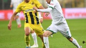 Bursaspor'a 2021 yaramadı - Yeşil beyazlı takım 7 maçta 14 puan kaybetti - Bursa Haberleri