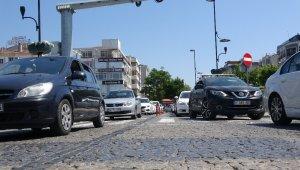 Çanakkale'de trafiğe kayıtlı araç sayısı 240 bin 203