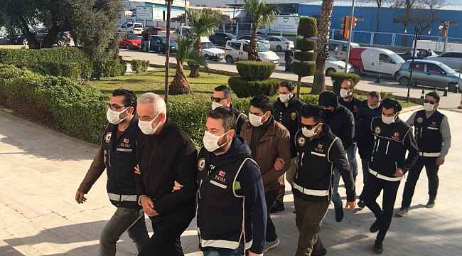 CHP'li Milas Belediyesi'ndeki rüşvet operasyonunda 2 tutuklama