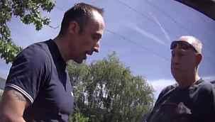 Çocukları istismar eden sapık adam, çocuk kılığına giren polis tarafından suçüstü yakalandı