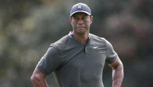 Dünyaca ünlü golfçü Tiger Woods, trafik kazası geçirdi